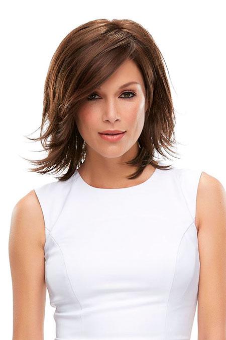 Pixie Short Hair Front