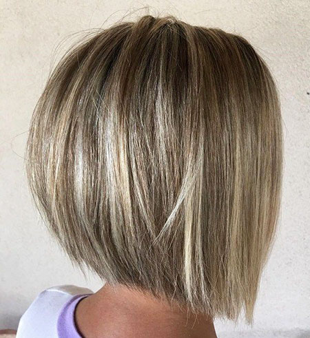 Blonde Bob Balayage Brown