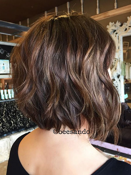 Thick Hair Balayage Medium