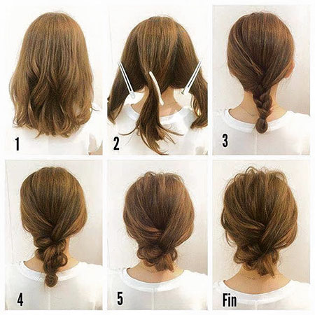Braid Hairtyle, Hair Shoulder Length Hairtyles