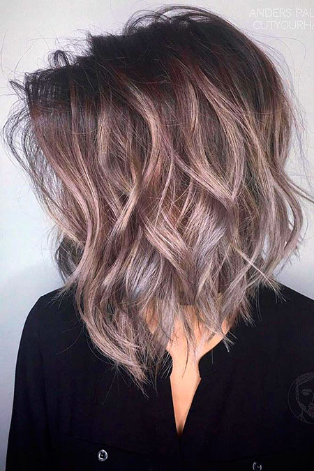 Thick Hair, Hair Color Balayage Thick