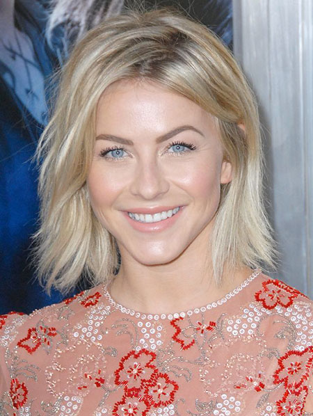 Bob Hair, Short Julianne Hough Hairtyle