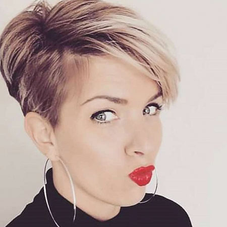 Short Hair Pixie Haircuts