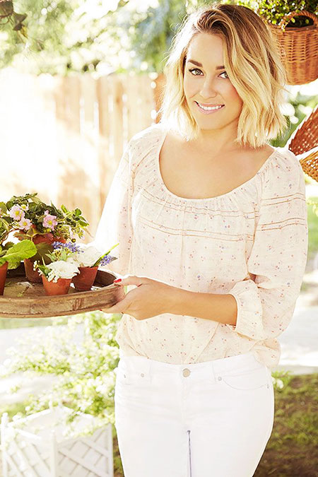Cute Hair, Lauren Conrad Wedding Top