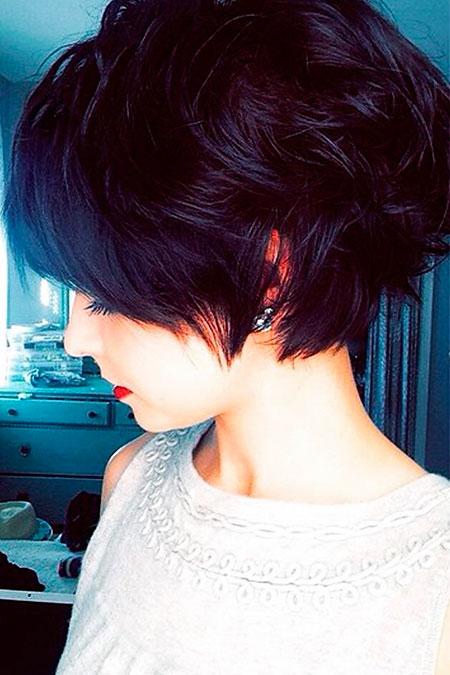 Long Pixie Cut, Taylor Swift Layered Hair