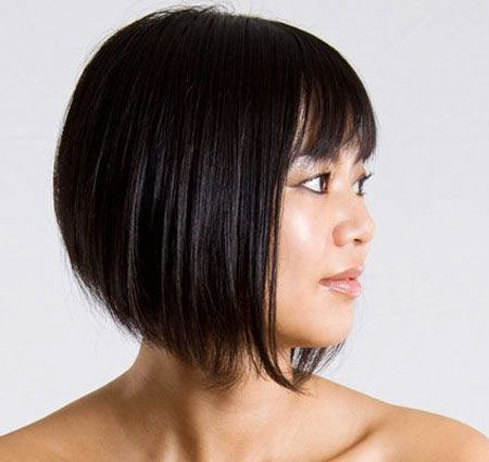 Inverted Bob, Bob Haircuts Hair Style