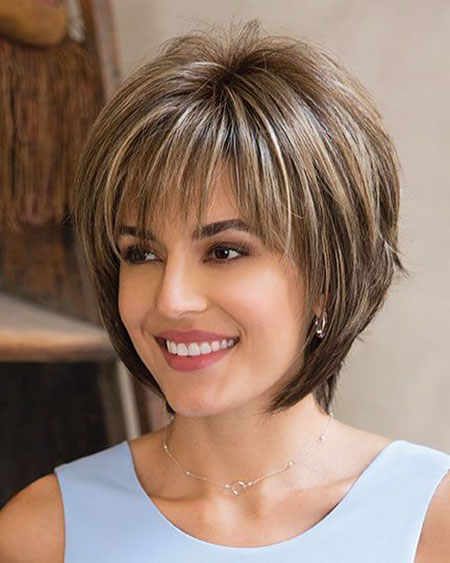 Trendy Hair, Short Hair Haircuts Women