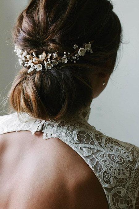 Hair Bridal Wedding Vine