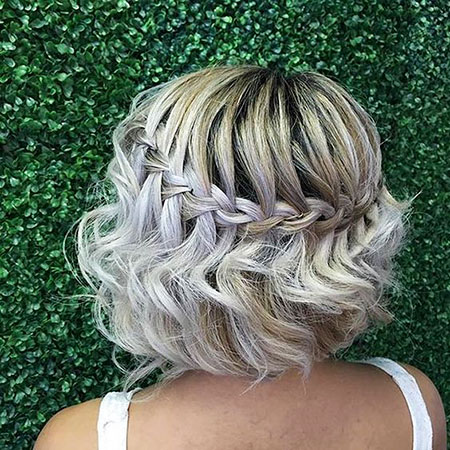 Hair Prom Hairtyles Braid