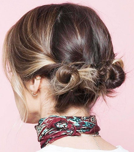 Hairtyles Hair Bun Work