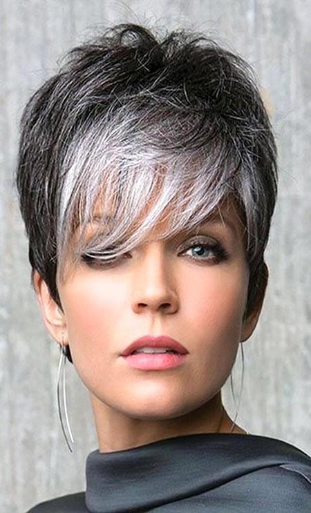 Short Hair Haircuts Style