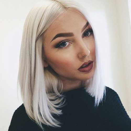 Short Blonde Hairstyles-12