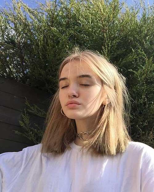 Short Haircuts for Women 2018-12