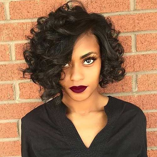 Short Haircuts for Black Women-13