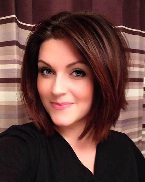 Short Layered Haircuts for Women-13