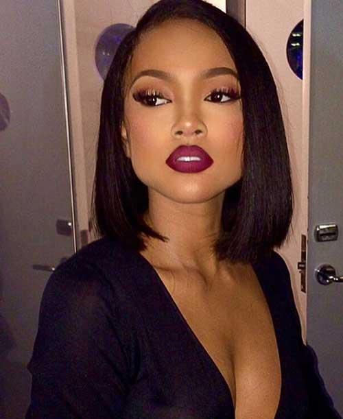Short Haircuts for Black Women-15