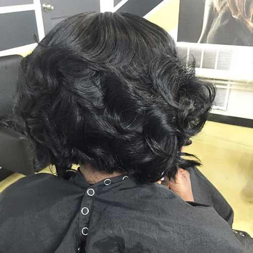 Short Haircuts for Black Women-6