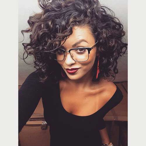 Short Haircuts for Black Women-7