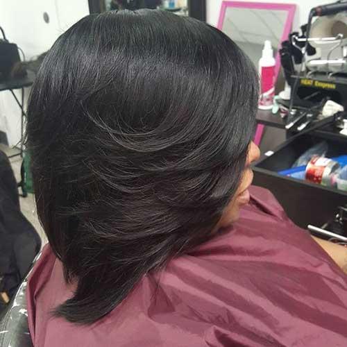 Short Haircuts for Black Women-8