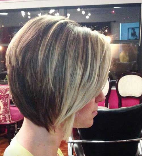 Short Layered Haircuts for Women-8