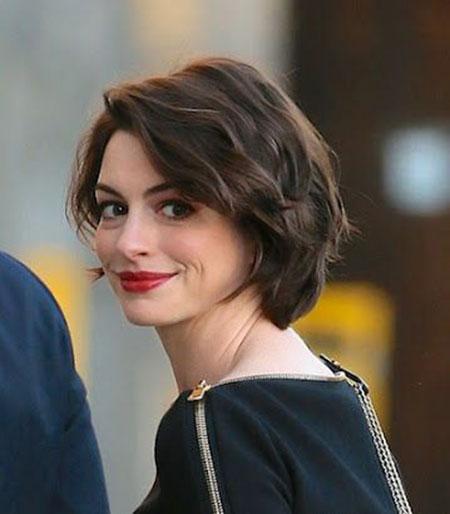 Anne Hathaway Short Hair, Short Anne Hathaway Alexa