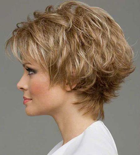 Short Hair Layered Haircuts