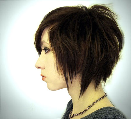 Bob Short Edgy Layered