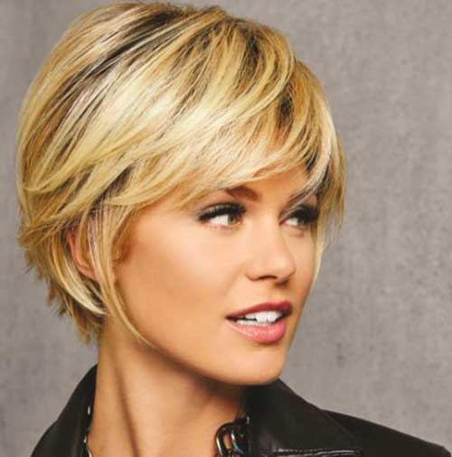 Layered Short Haircuts-16