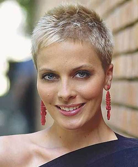 Short Pixie Hair Some