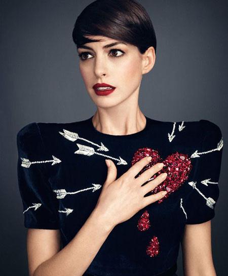 Hathaway Anne Jungkook Makeup