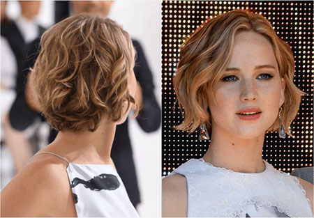 Short Bob Jennifer Haircuts