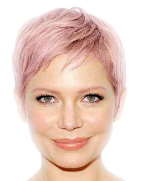 Pixie Cut for Round Faces, Short Faces Round Pixie