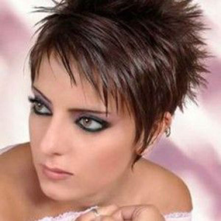 Pixie Style, Short Hair Spiky Haircuts