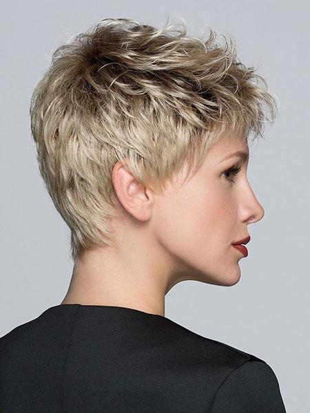 Spiked Hair, Short Hairtyles Hair Up