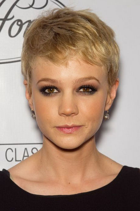 Short Pixie Thin Haircuts