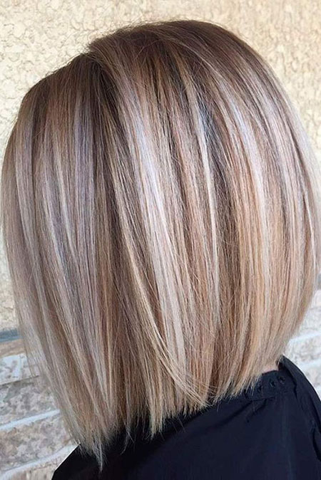 Blonde Bob Medium Bone
