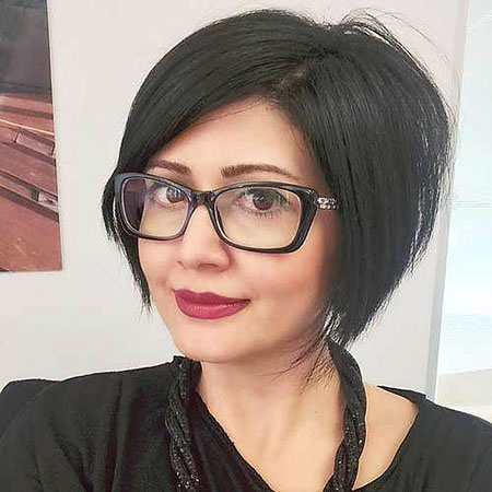 Short Pixie Bob Inverted