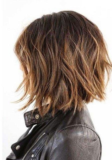 Bob Hair Short Shaggy
