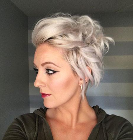 Pixie Short Hair Easy