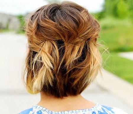 Hair Short Easy Curl