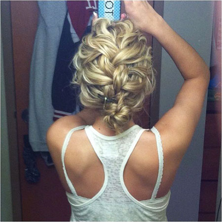 Braid Braids Hair Buns