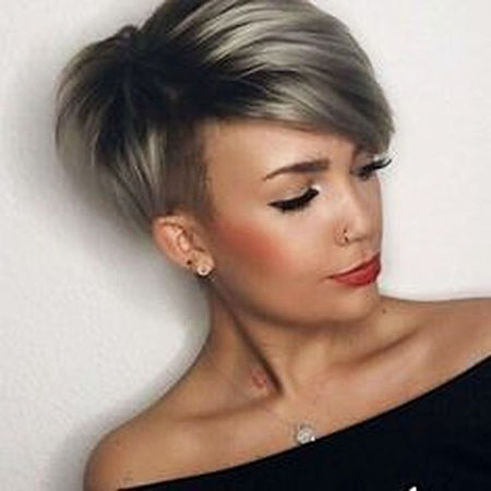 Short Pixie Hair Hairtyles