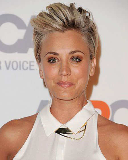 Short Hair Pixie Stone