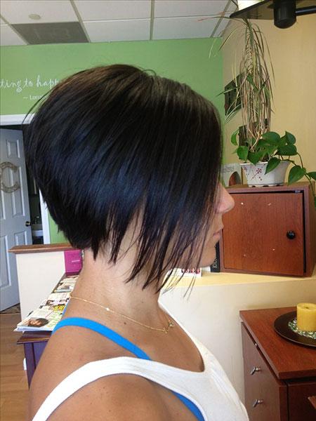 Bob Line Hair Short