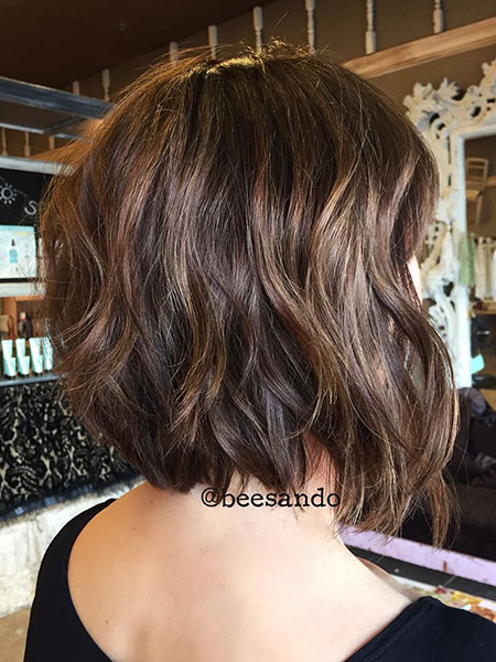 Balayage Bob Short Hair