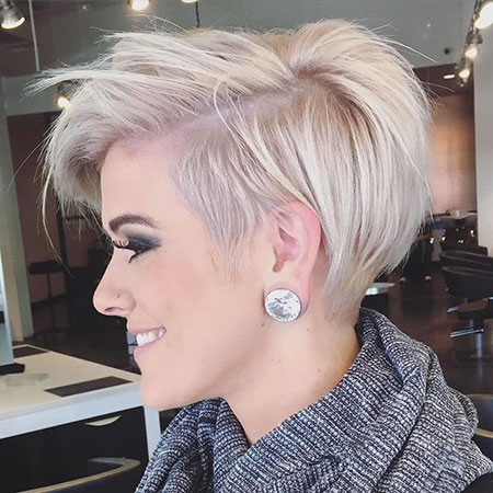 Pixie Fine Hair Short