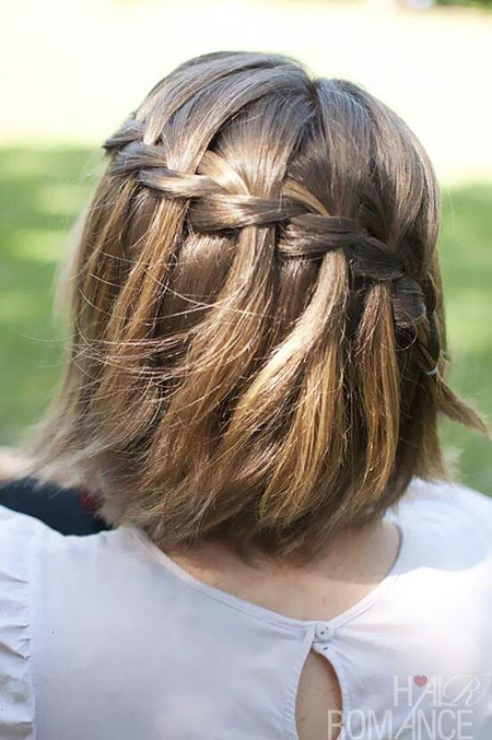 Hair Braid Short Braids