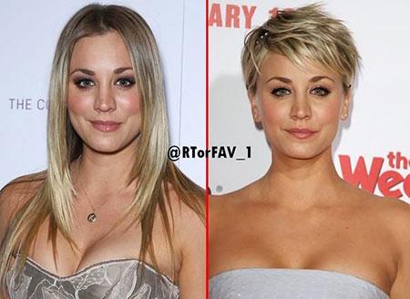 Hair Surgery Short Makeup