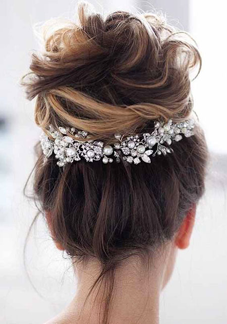 Hair Wedding Bridal Some