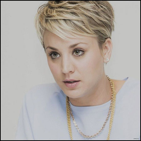 Hair Short Pixie Cuoco